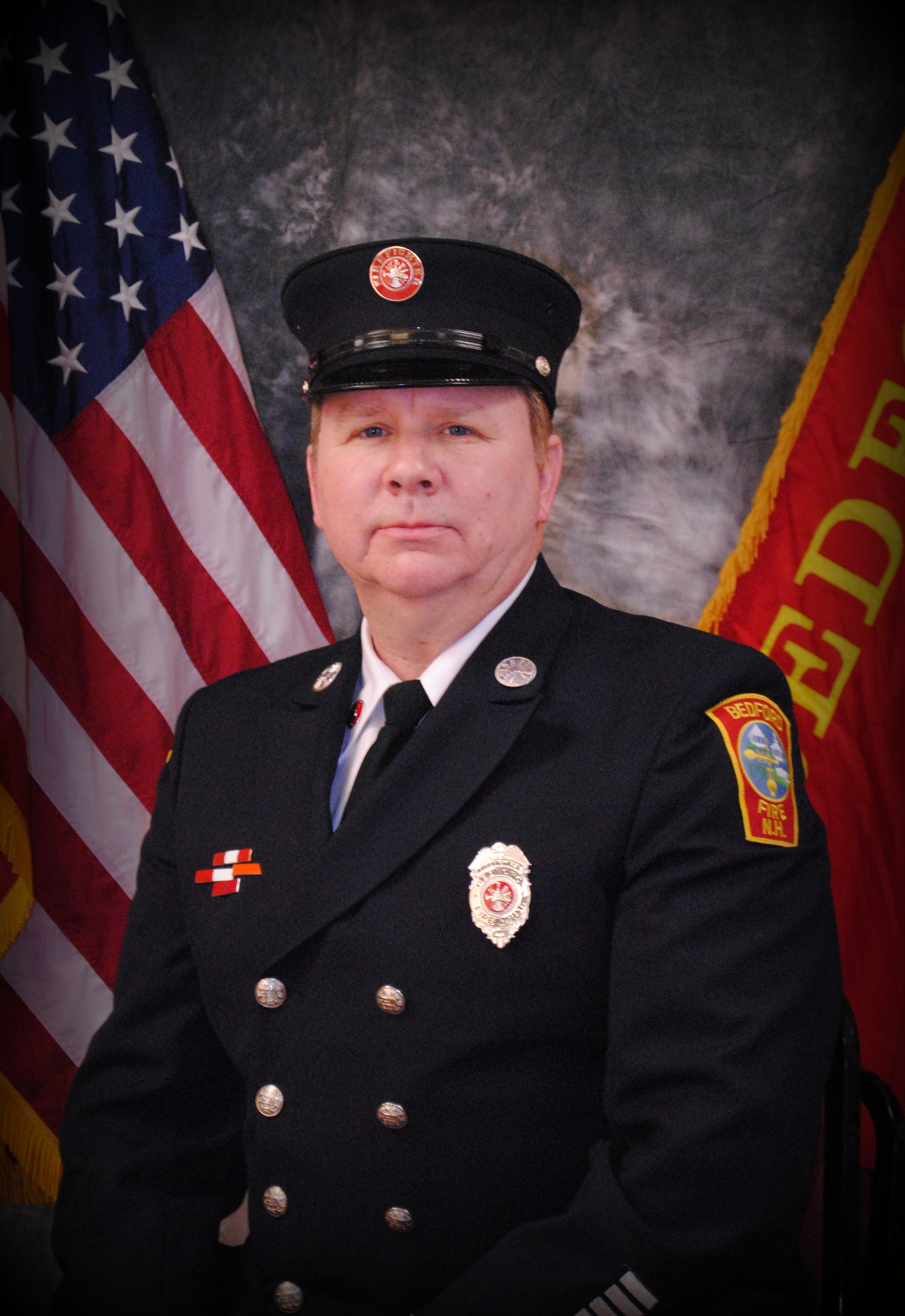 Executive Board | New Hampshire State Firemens Association